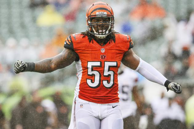 Meet the NFL's Next Dominant Linebacker: Vontaze Burfict