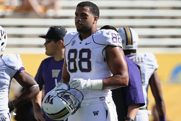 DUI Arrest Nearly Cost Me Everything, Huskies Seferian-Jenkins Says