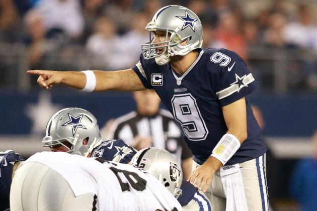 Fair or Unfair, the Month of December Could Make or Break Tony Romo