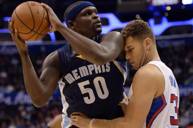 What Does Zach Randolph Gain by Playing for His Memphis Grizzlies for Life?