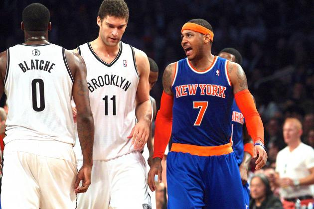 Knicks Triumph over Nets, but Both New York Teams in a Gloomy Place