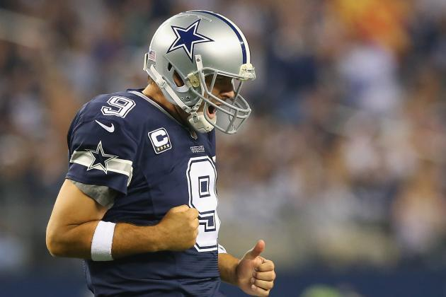 Dallas Cowboys Quarterback Tony Romo Getting Better with Age