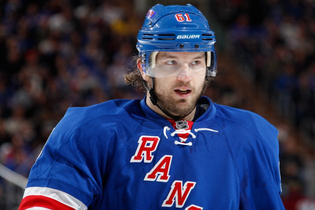 As Rick Nash Goes, so Will the 2013-14 New York Rangers