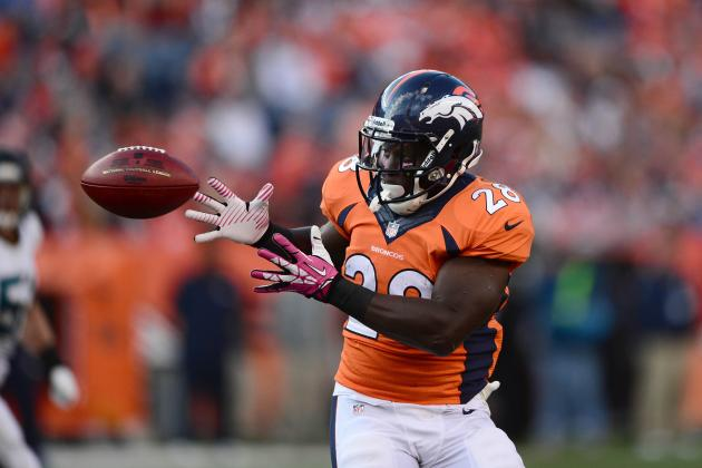 Montee Ball Could Be the Denver Broncos' Secret Weapon