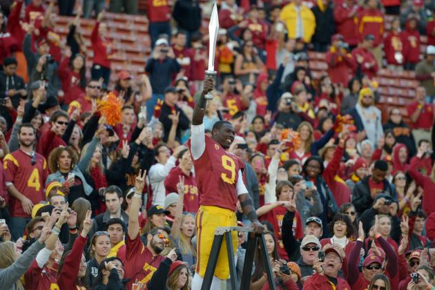 Should Marqise Lee Return to USC for His Senior Year?