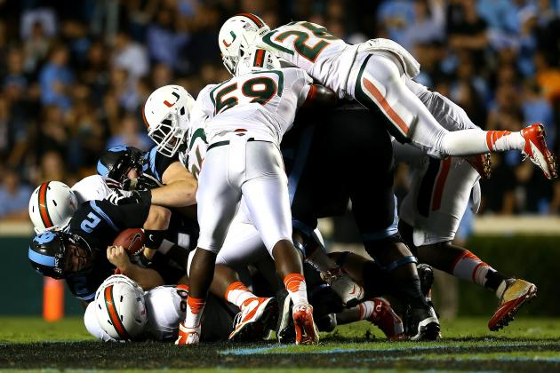 Miami Football: Defense Still a Year Away, Good News Is It's Getting Better