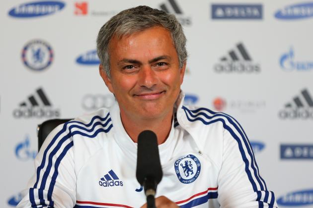 B/R Exclusive: Jose Mourinho Talks Christmas, Golazos and Becoming a Top Coach