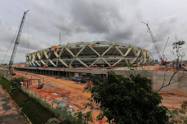 Mayor in Brazil Doesn't Want England in City for World Cup, Slams Roy Hodgson