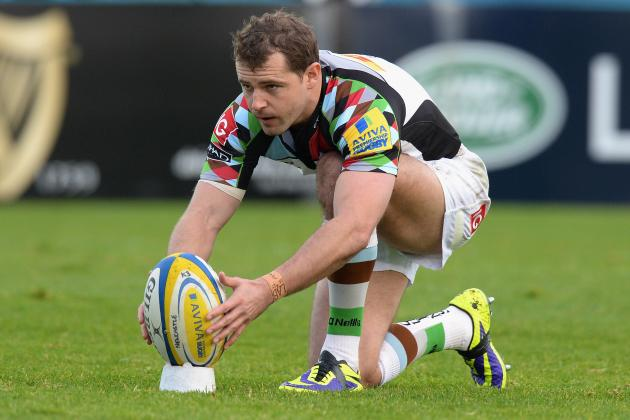 Quins Aim to Carry Prem Form into Europe