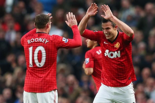Premier League Injury News, Fantasy Impact: United Still Waiting on Van Persie