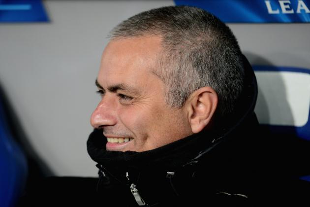 Jose Mourinho's Mind Games Reveal Fear of Manchester City Title Challenge