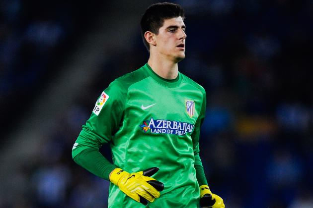 Chelsea Transfer Rumours: Jose Mourinho Would Be Crazy to Lose Thibaut Courtois