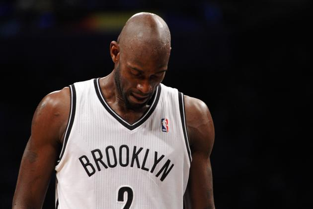 Why Veteran Stars Won't Be Able to Save Brooklyn Nets' Playoff Hopes