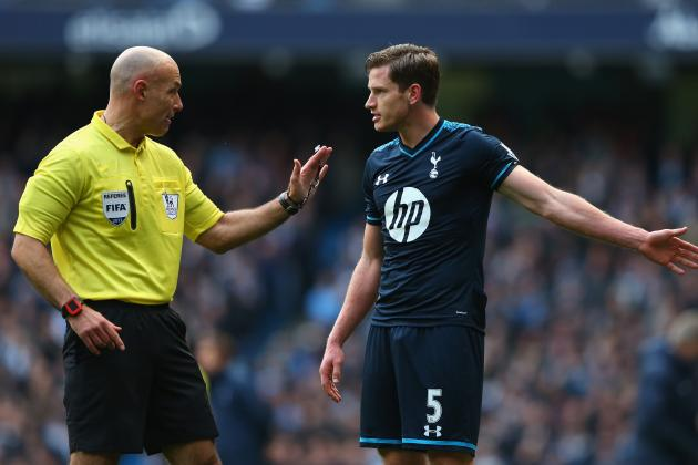 Jan Vertonghen Injury: Updates on Tottenham Defender's Ankle and Return