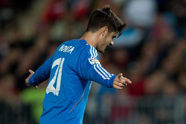 Alvaro Morata Delivers Arsenal Transfer Blow with Update on Real Madrid Future