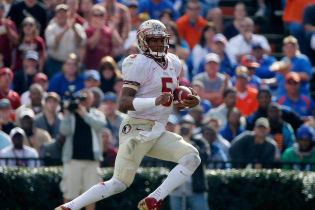 Jameis Winston, FSU Turn Focus Back to Football Heading into ACC Title Game