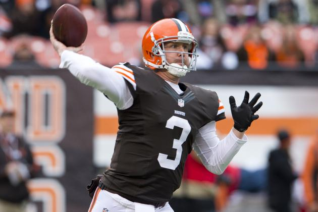 Browns Quarterback Carousel Broken