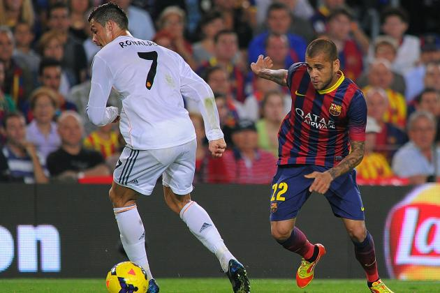 Dani Alves Comments on Cristiano Ronaldo's Ballon d'Or Hopes