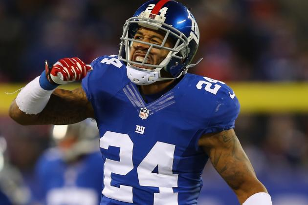 Free Agency a Distraction to NY Giants Cornerback Terrell Thomas