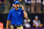 Boise State Coach Peterson Leaves for UW Job