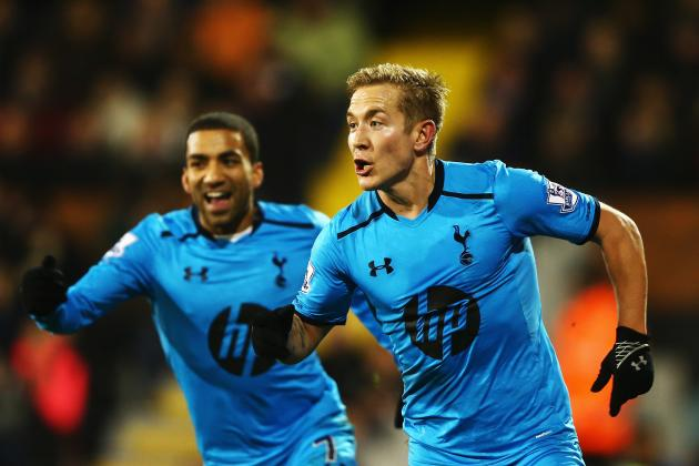 Premier League: How Tottenham Will Line Up Against Sunderland