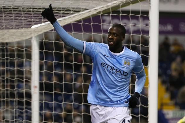 Complete Analysis of Yaya Toure's Manchester City Role