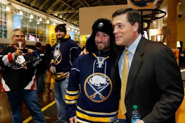 Buffalo Sabres: Why the 2014 Draft Is the Key to the Rebuild