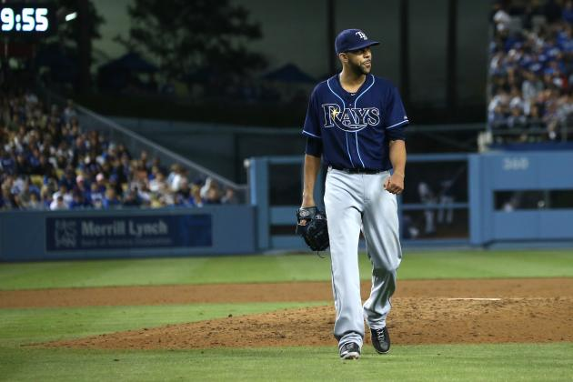 Moves Tampa Bay Rays Must Try to Pull Off at the 2013 MLB Winter Meetings