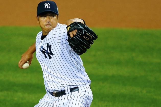 Hiroki Kuroda Signs 1-Year Deal with New York Yankees
