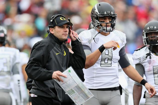 Mariota a Boon for Year 2 of Helfrich
