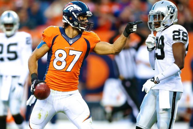Breaking Down Eric Decker's Big Game and His Prospects in the Fantasy Playoffs