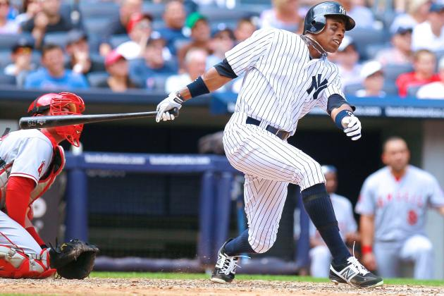 Curtis Granderson Signs 4-Year Deal with New York Mets
