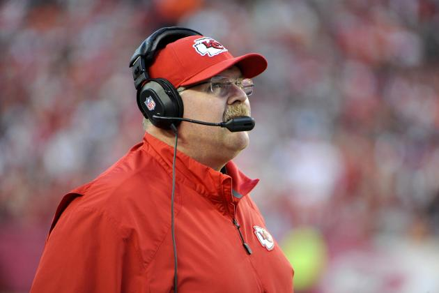 Andy Reid's Chiefs Will Be Battle-Tested Come Playoff Time