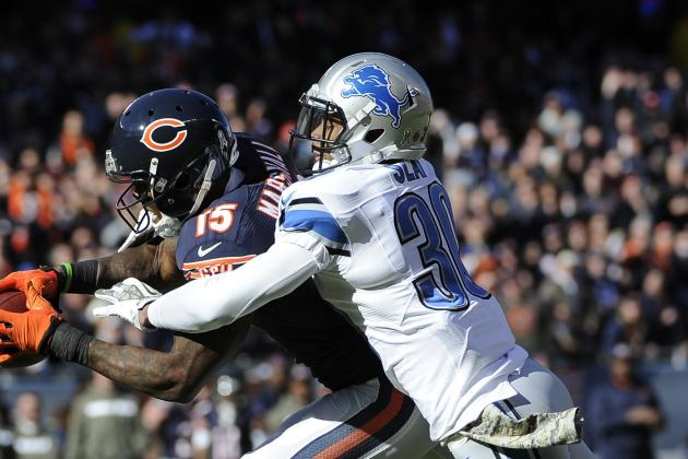 Darius Slay's Knee Injury Serious Enough to Keep Him out of Practice