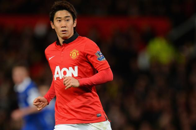 Shinji Kagawa Must Accept Left-Sided Role to Remain at Manchester United