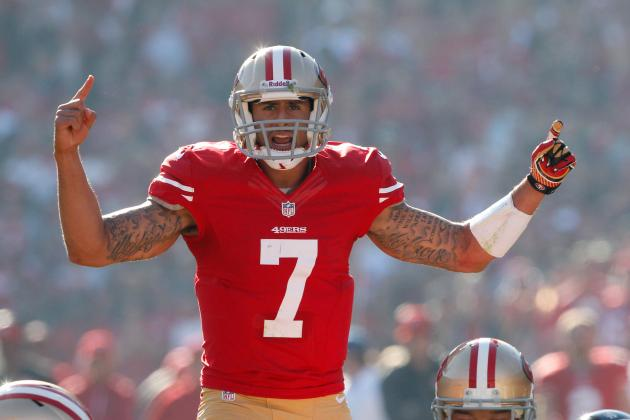 Joe Montana Talks Kaepernick Development