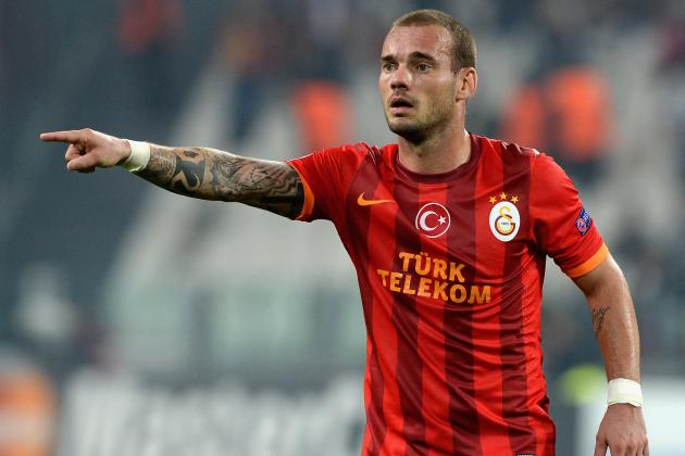 Transfer Rumour Rater: Wesley Sneijder to Manchester United