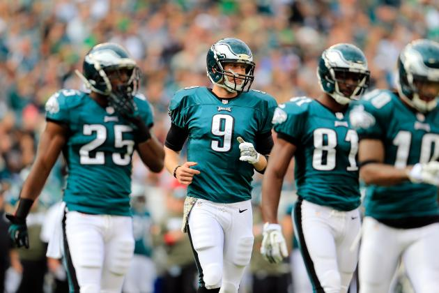 Why Nick Foles and the Philadelphia Eagles Will Ice the Lions in Week 14