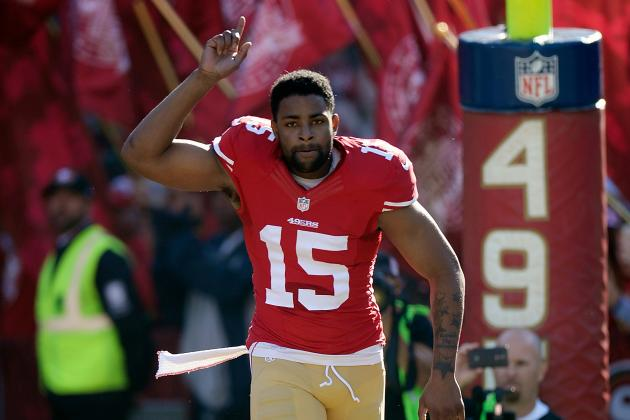 No. 1 Receivers Key to Seahawks-49ers