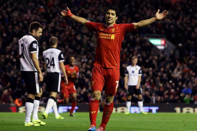Liverpool Transfer News: Judging Luis Suarez's Value in Context of Gareth Bale