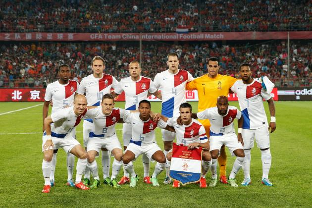 Breaking Down Netherlands' World Cup 2014 Group Stage Opponents