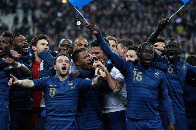 Breaking Down France's World Cup 2014 Group Stage Opponents