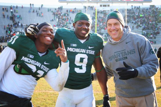 Recruiting: 2015 Prospect Tyson Smith Explains Why He Picked Michigan State