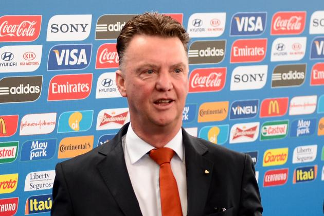 Van Gaal Hoping for Spain off Day