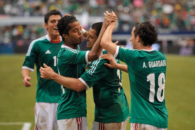 Mexico World Cup Draw 2014: Breaking Down El Tri's Odds to Get Through Group A