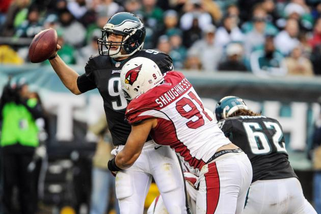 Nick Foles Far from Perfect During Amazing Midseason Stretch