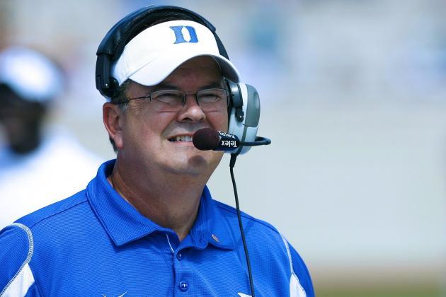How David Cutcliffe Resurrected the Duke Football Program