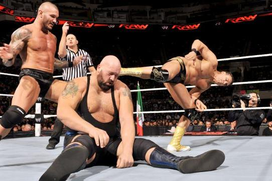Big Show's Feud with Alberto Del Rio Will Further Weaken Both Stars
