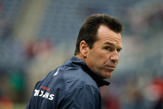Why Firing Gary Kubiak Can Only Help Houston Texans Going Forward