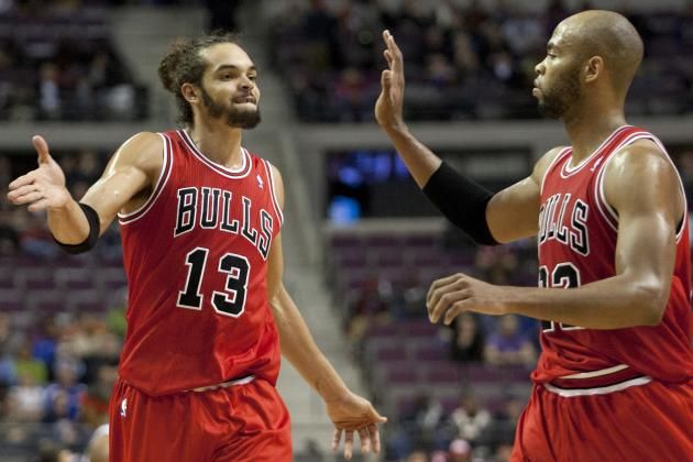 The Chicago Bulls Aren't Dead Yet